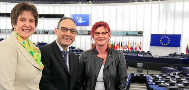 Europaabgeordnete der BayernSPD 8. Legislatur Version 2