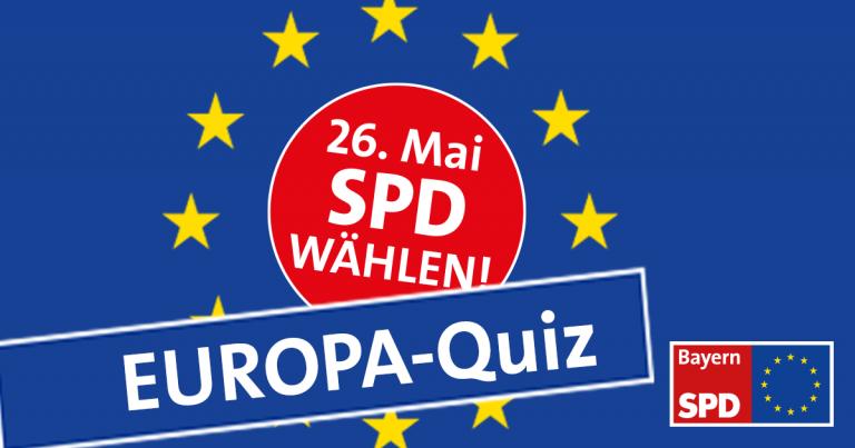 Europa Quiz Banner